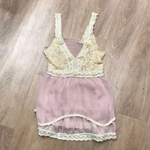Vintage Thrift Shopped Top